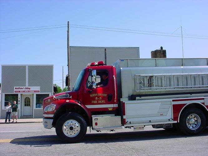 Emergency Services – Morton Township